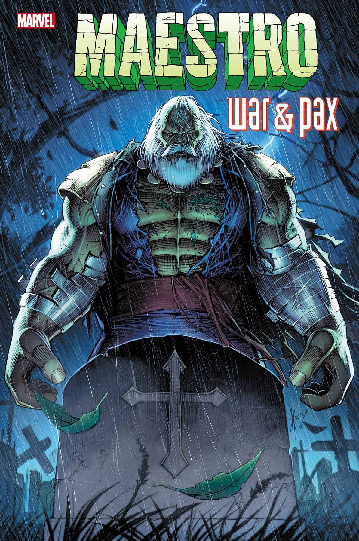 MAESTRO WAR AND PAX #3 (OF 5)
