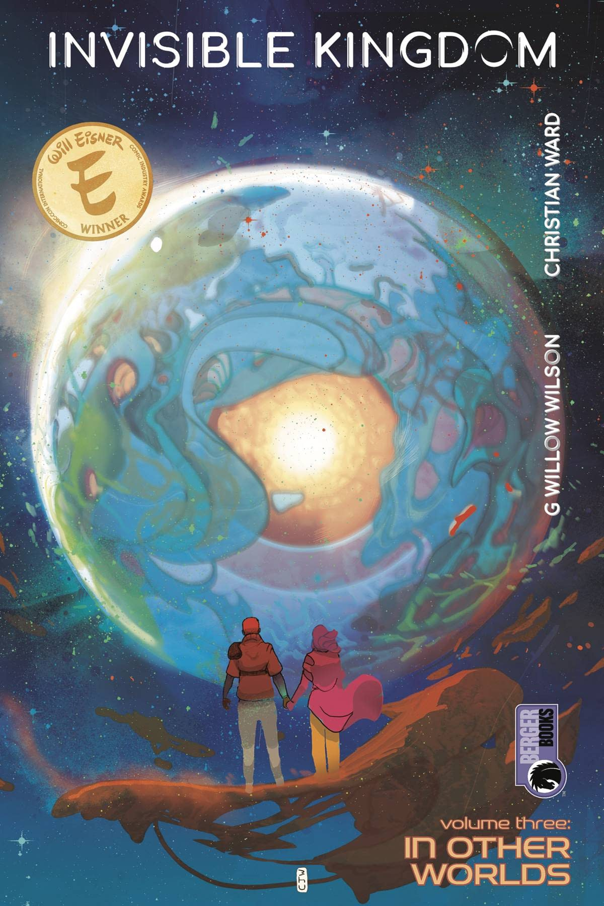 INVISIBLE KINGDOM TP VOL 03 IN OTHER WORLDS (MR)