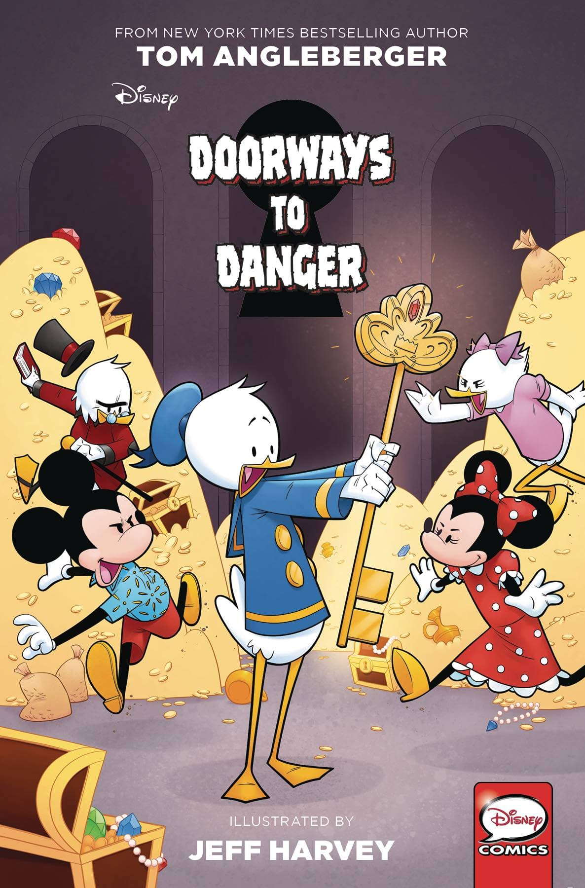 DISNEYS DOORWAYS TO DANGER GN