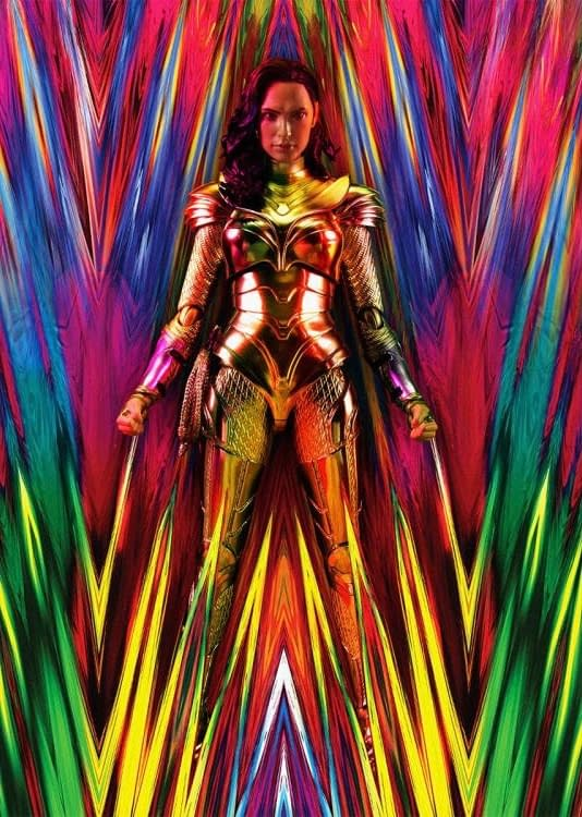 Wonder Woman 1984 Stays Gold With New S.H. Figuarts Figure