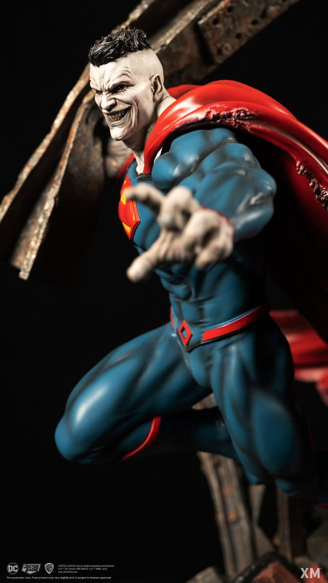 DC Comics Rebirth Bizarro Makes His Landing at XM Studios