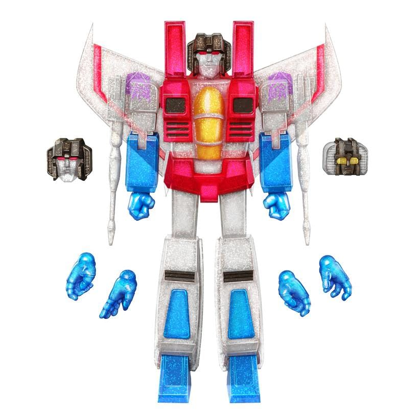 Transformers Ultimates Wave 1 Revealed By Super7