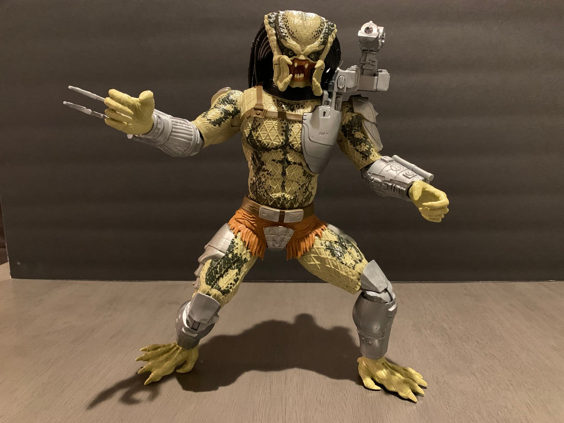 Predator Fans Have A new 12 Inch Figure To Get From Lanard Toys