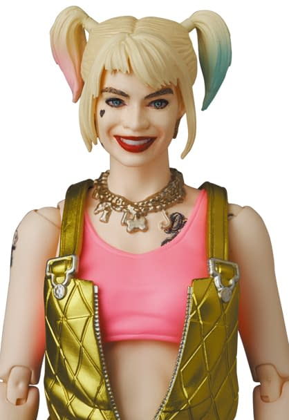 Harley Quinn is Back With A New Birds A Prey Figure From Medicom