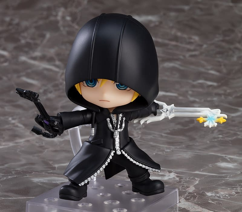 Kingdom Hearts Roxas Joins the Fight With Good Smile Company