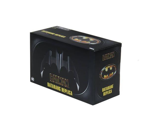 NECA Batman Batarang Coming To Walmart This Month
