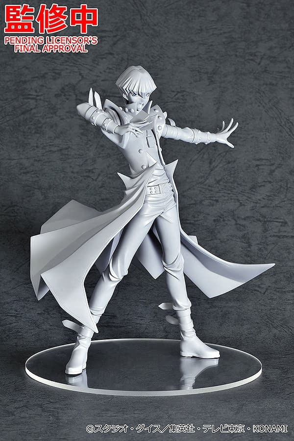 Yu-Gi-Oh Pop Up Parade Statues Teased by Good Smile Company