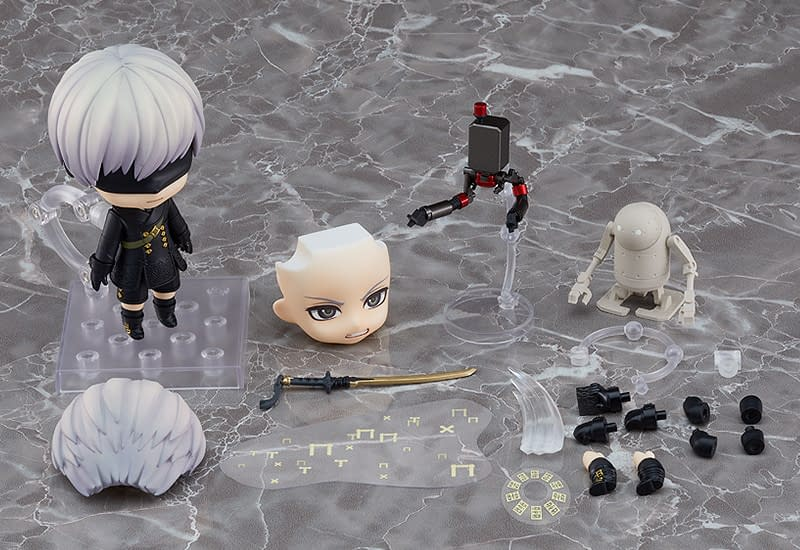NieR: Automata 9S Type S Enters the Battle With Good Smile Company