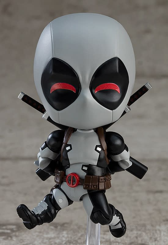 Deadpool Gets X-Force Variant Nendoroid From Good Smile