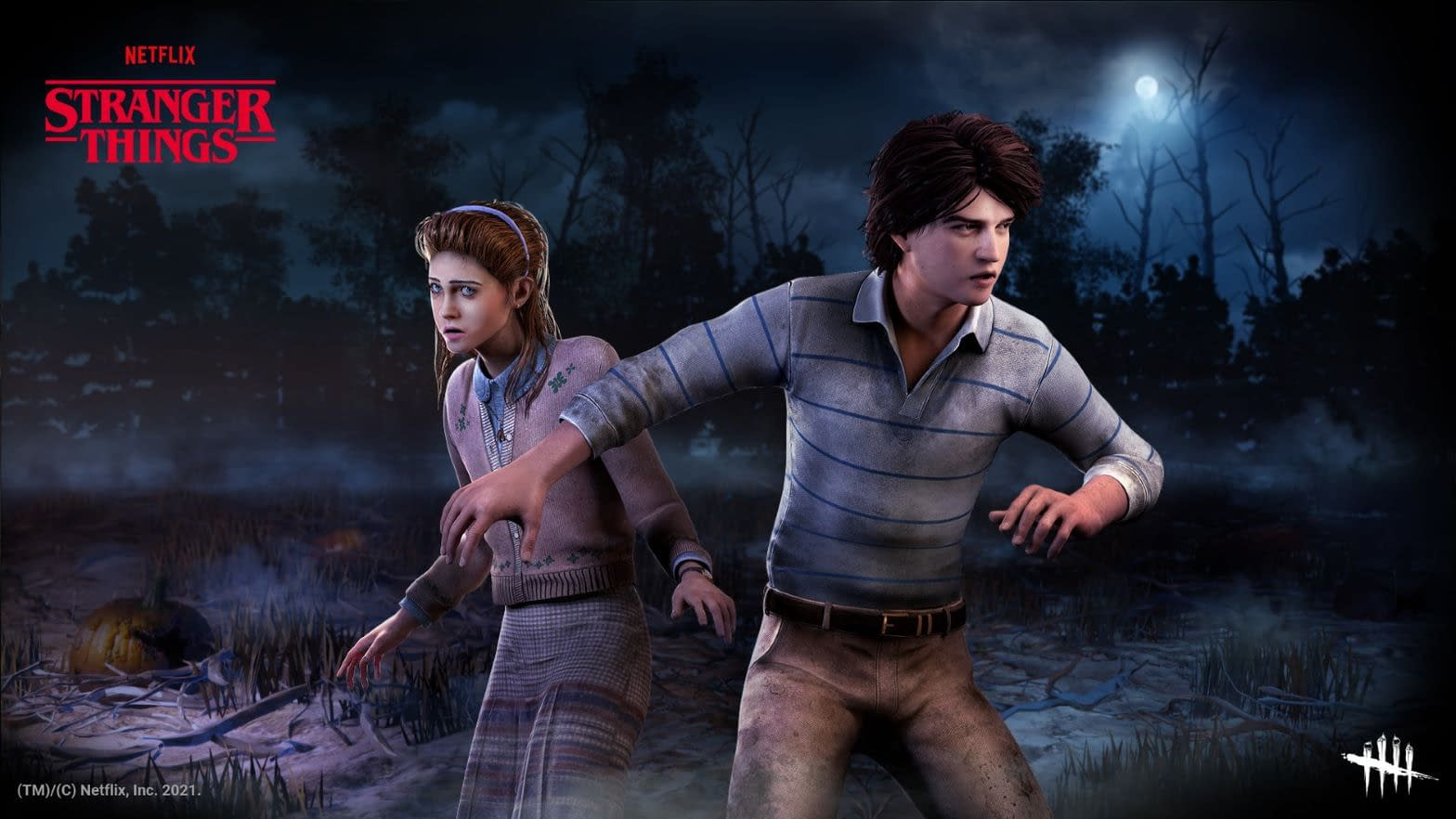 Dead By Daylight Adds New Outfits From Stranger Things