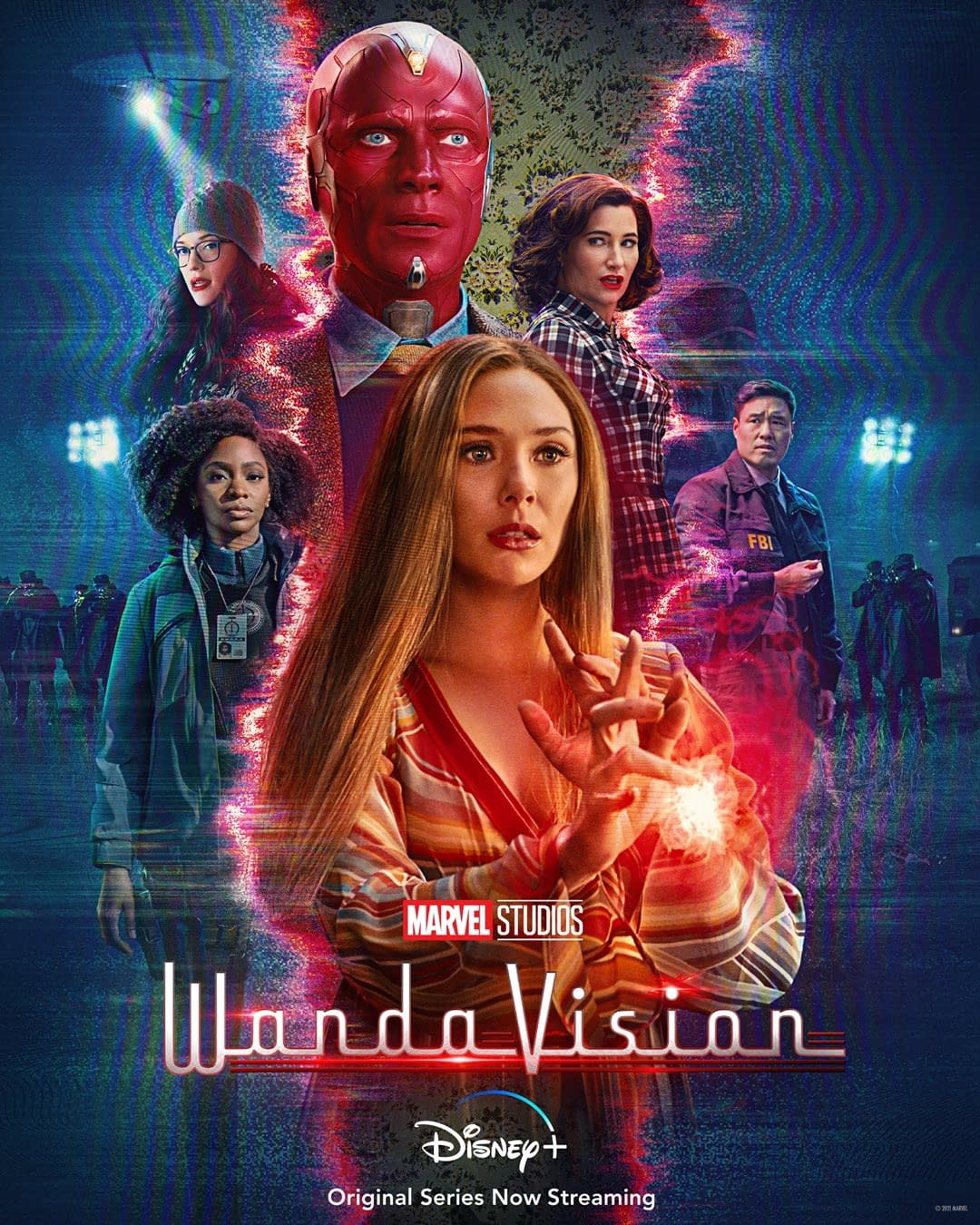 Image result for wandavision poster