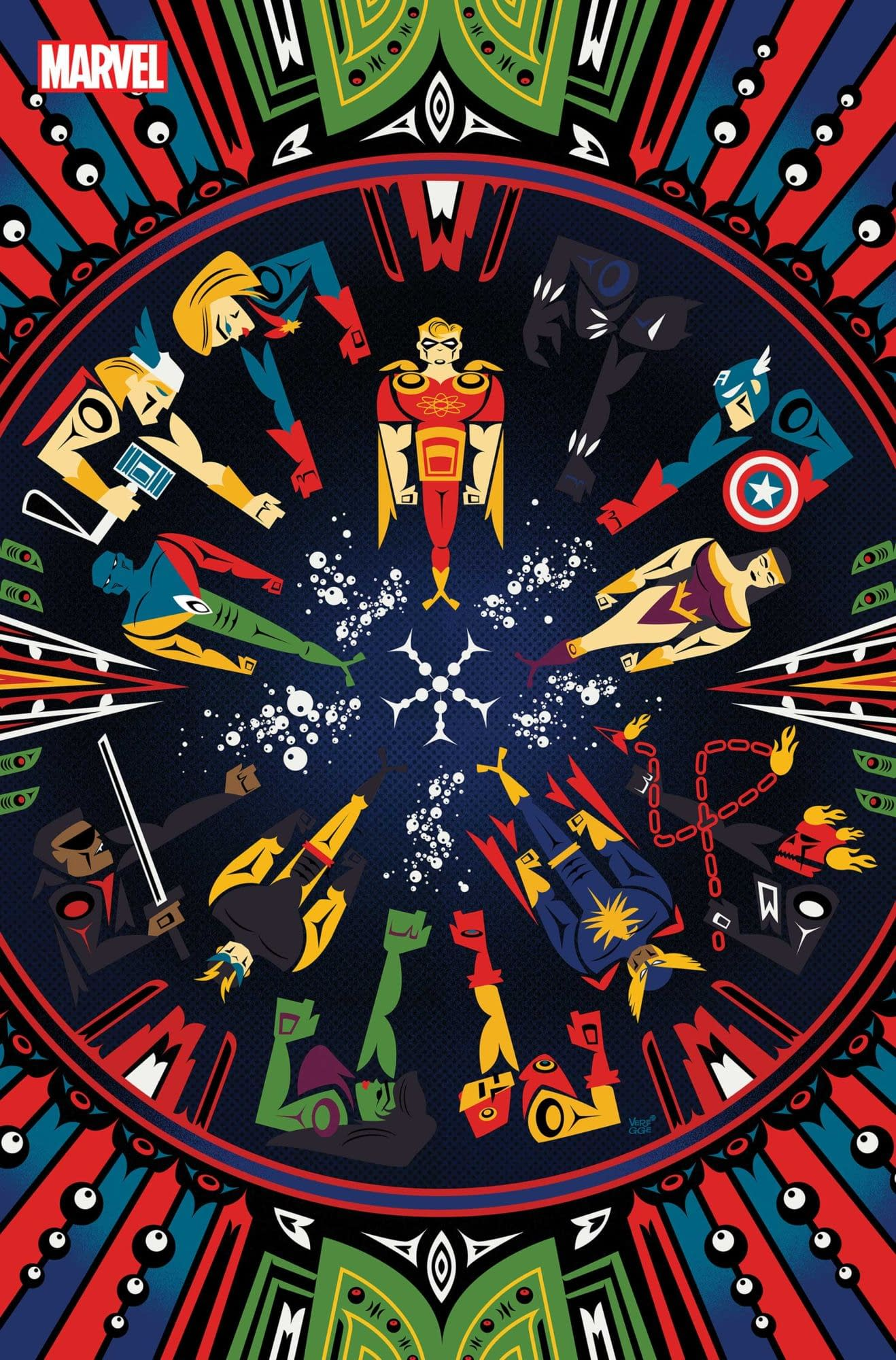 Marvel Comics Full May 2021 Solicits - Heroes Reborn ...