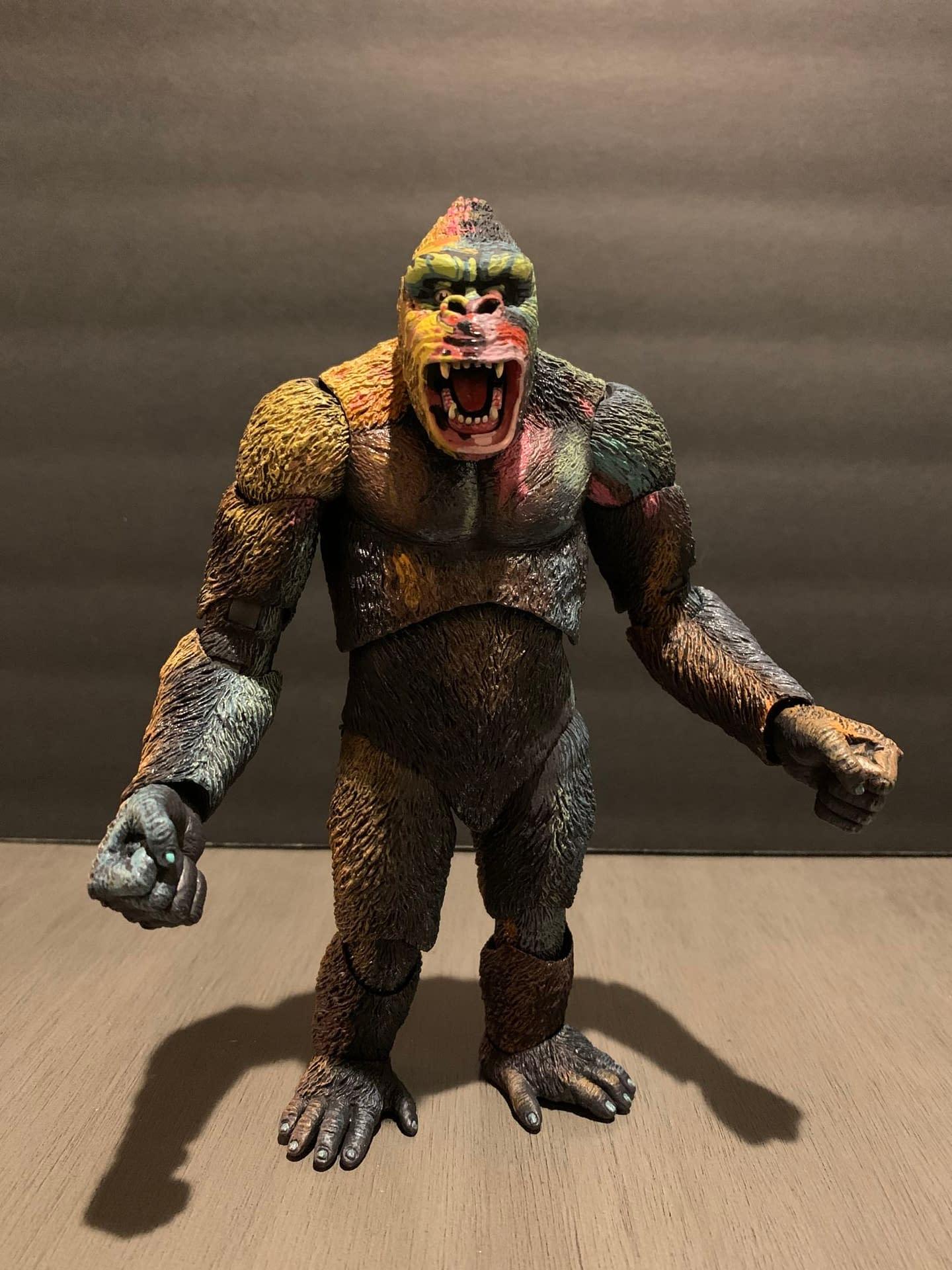 NECA's New Kong Figure Is
