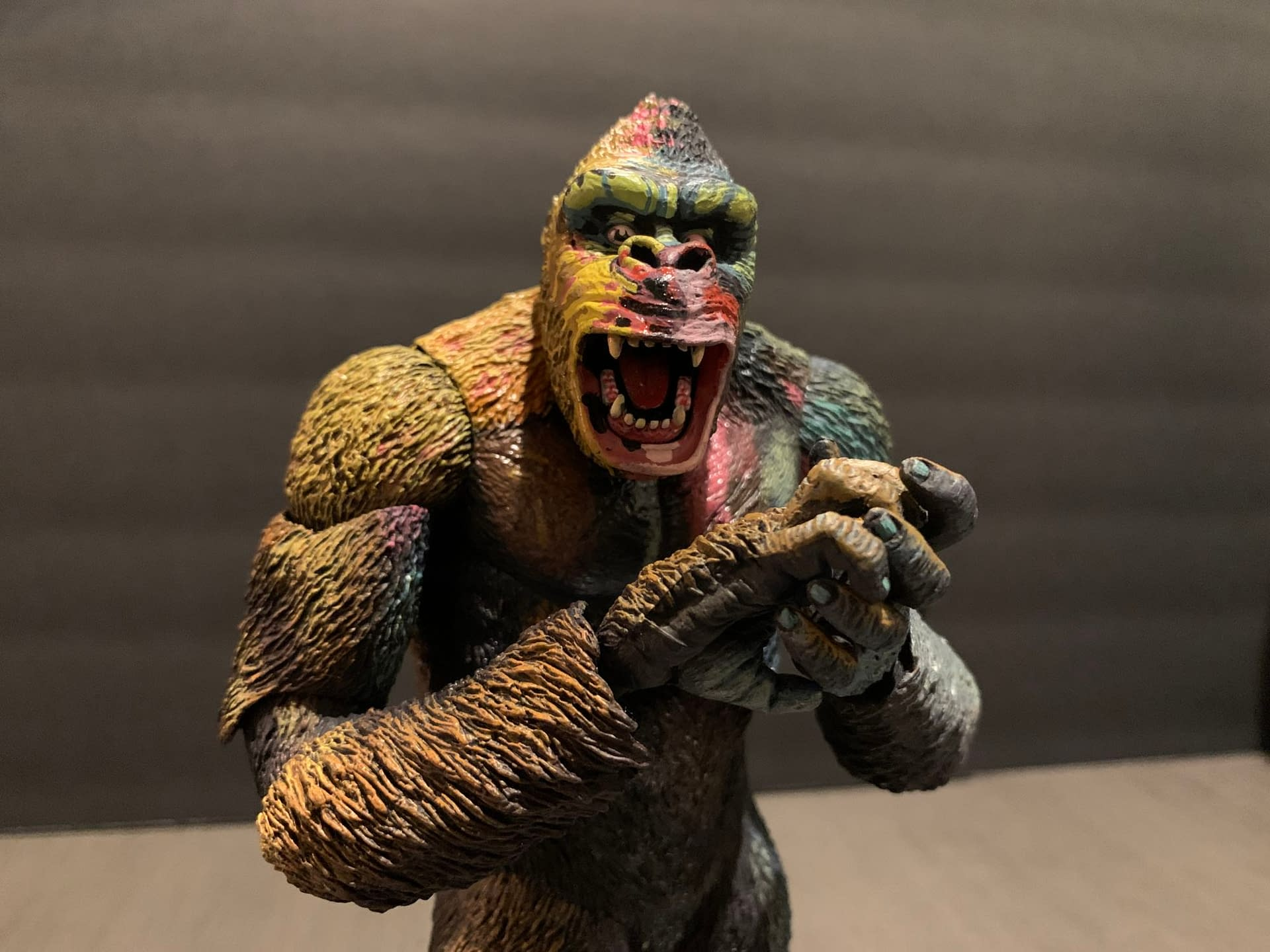 NECA's New Kong Figure Is Hitting Walmarts, Let's Take A Look
