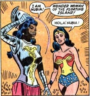 Nubia's New Wonder Woman Role In DC Infinite Frontier (Spoilers)