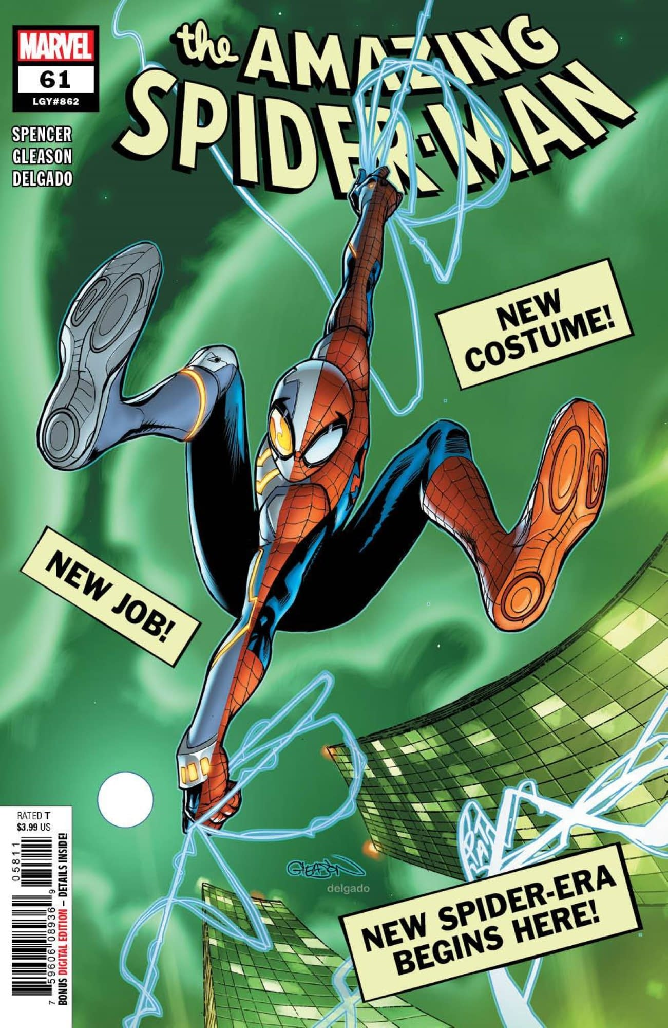 Tomorrow's Amazing Spider-Man #60 Revisits One More Day