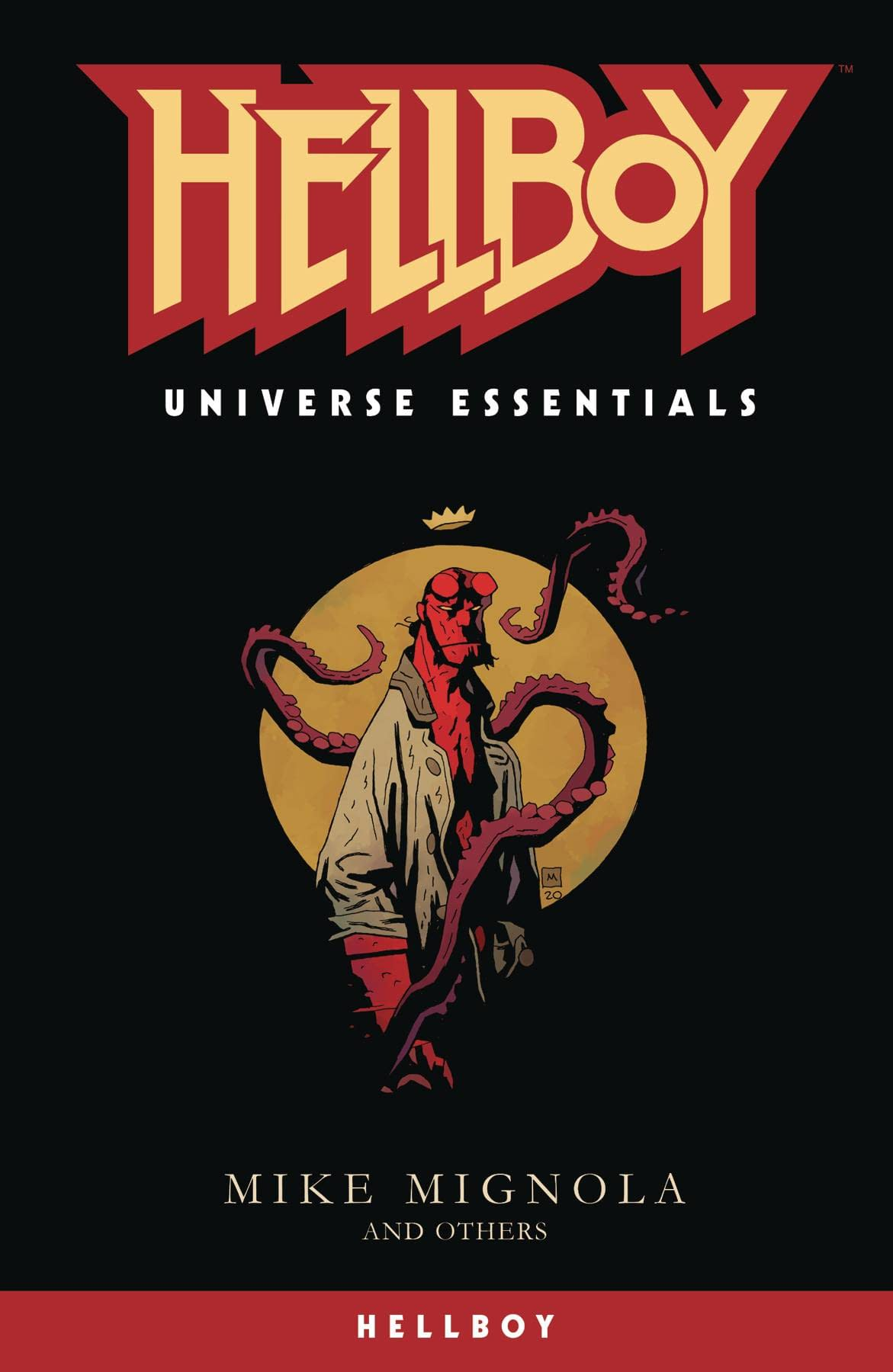 Dark Horse -  HELLBOY UNIVERSE ESSENTIALS HELLBOY TP
