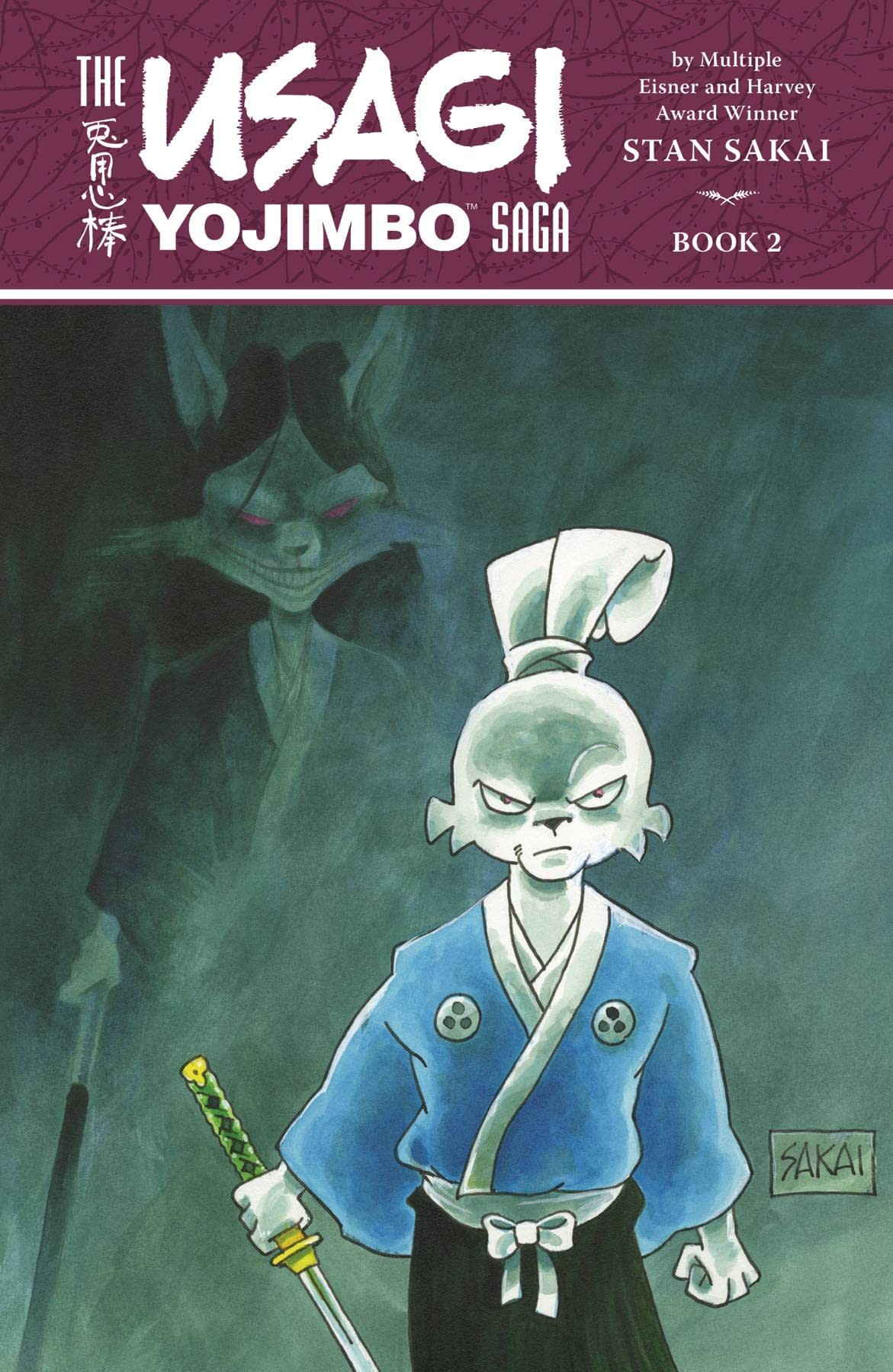 USAGI YOJIMBO SAGA TP VOL 02 (2ND ED)