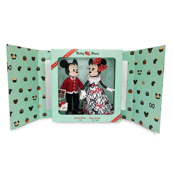 Make Your Valentine's Day Special Our Disney Collectibles Gift Guide