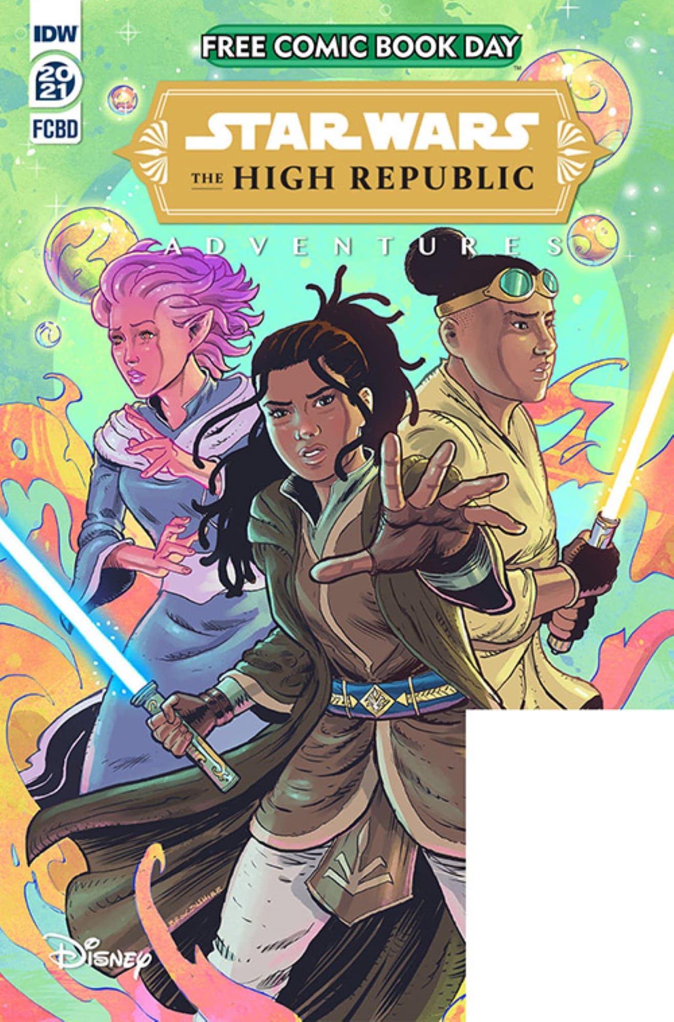 SCOOP: Full List Of All 50 Free Comic Book Day Titles For FCBD 2021