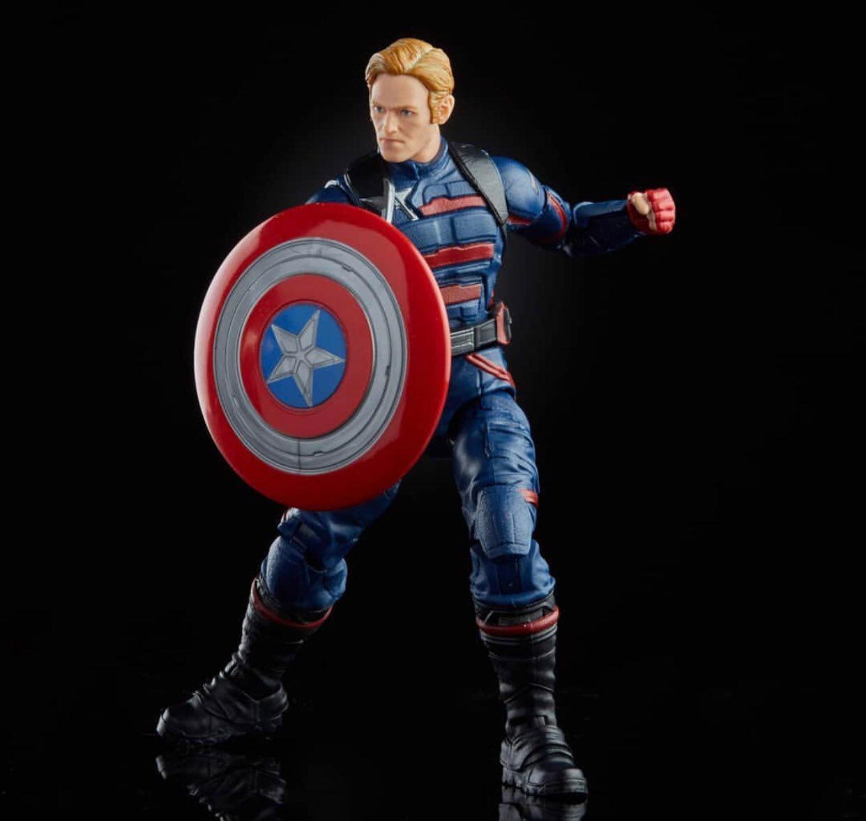 Marvel Legends John Walker Captain America Exclusive Up For Order
