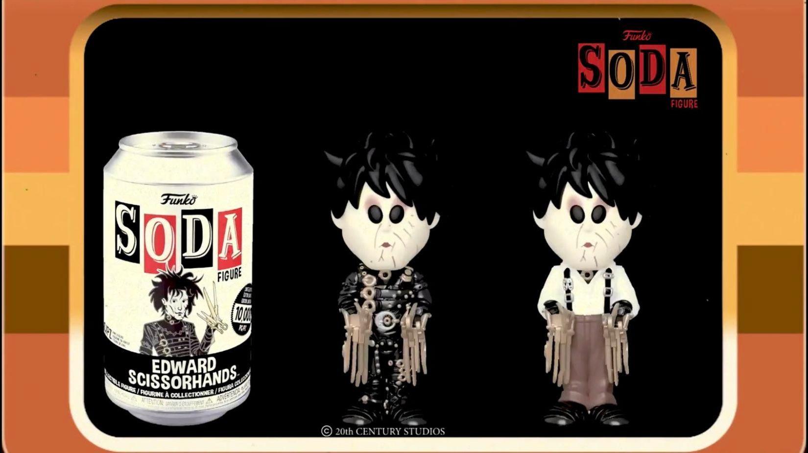 New Funko Soda Revealed With Black Light Mojo Jojo and More!