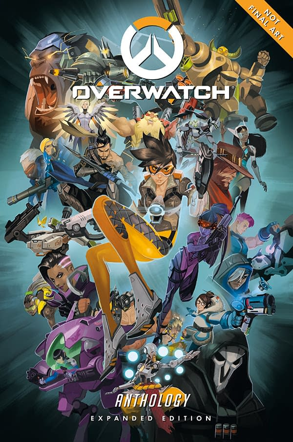 Overwatch Anthology: Expanded Edition Coming This Fall From Dark Horse