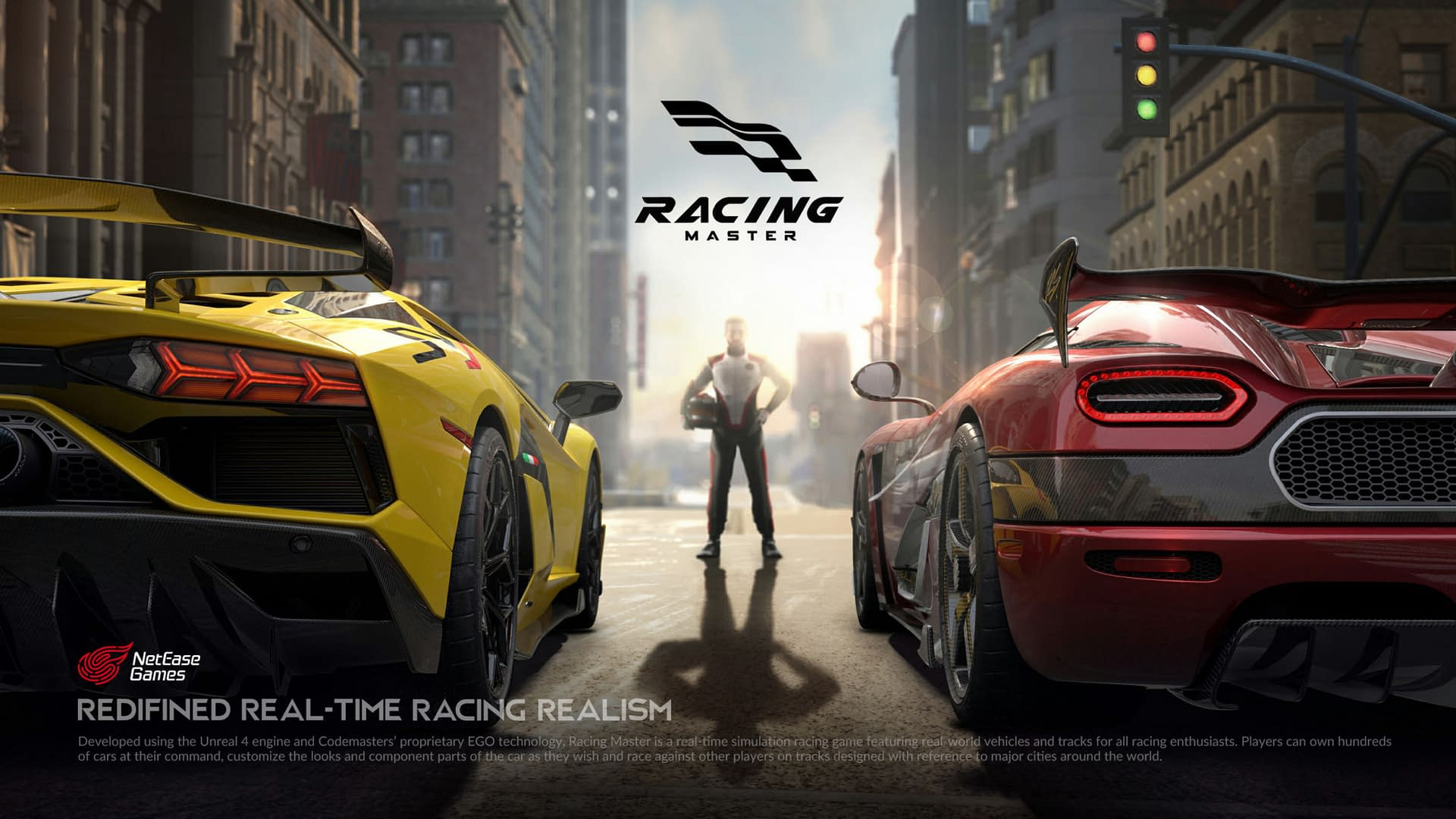 NetEase Games & Codemasters Officially Announce Racing Master