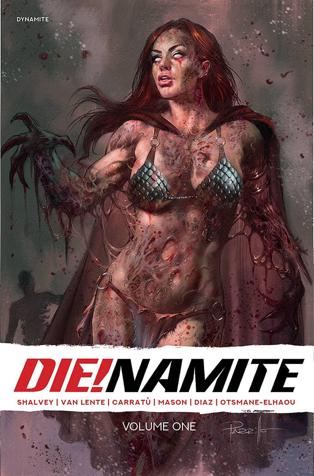 DIE!NAMITE TP VOL 01