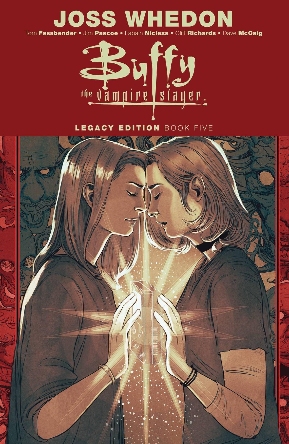 BUFFY VAMPIRE SLAYER LEGACY EDITION TP VOL 05