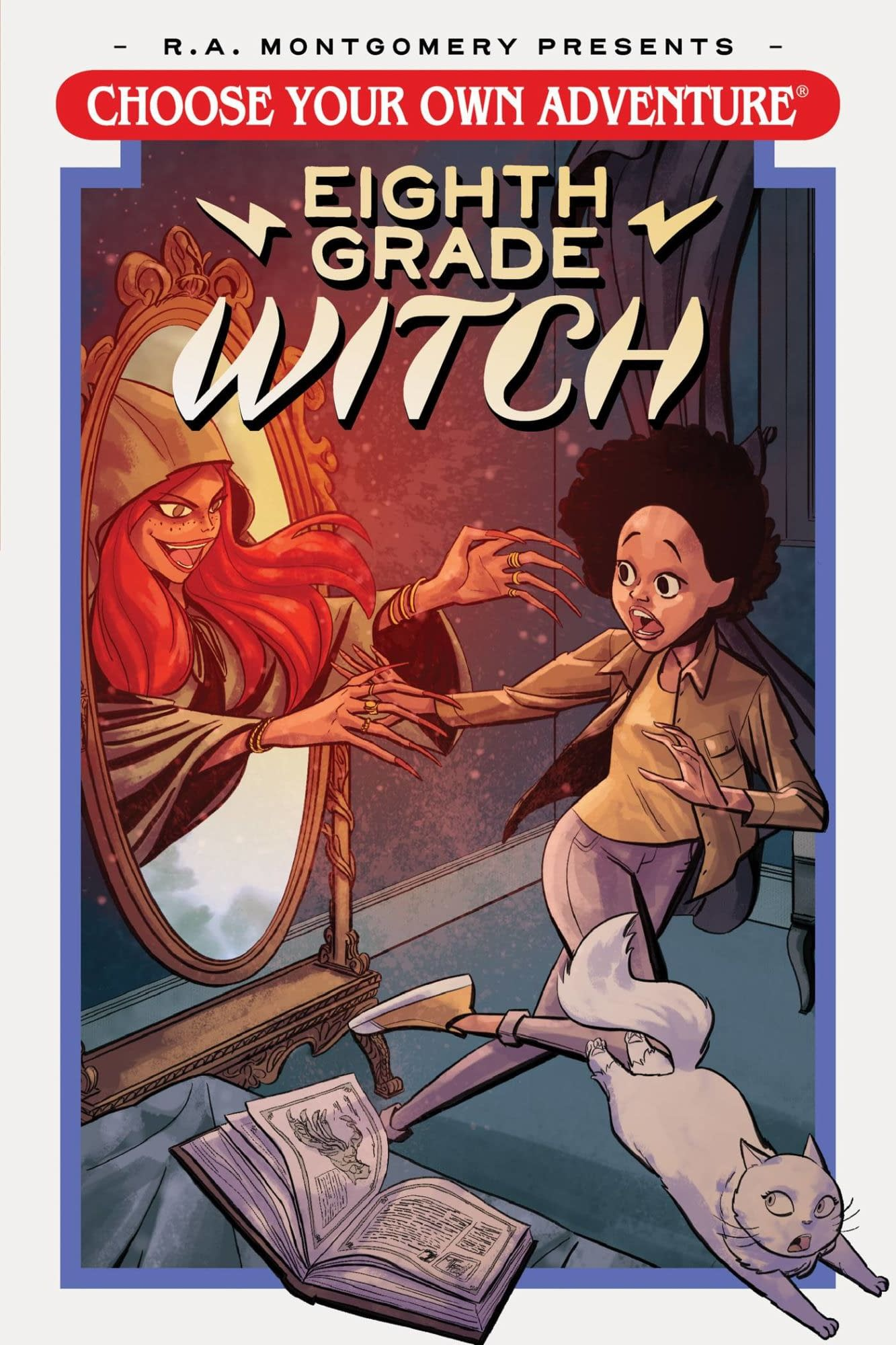 CHOOSE YOUR OWN ADVENTURE EIGHTH GRADE WITCH TP