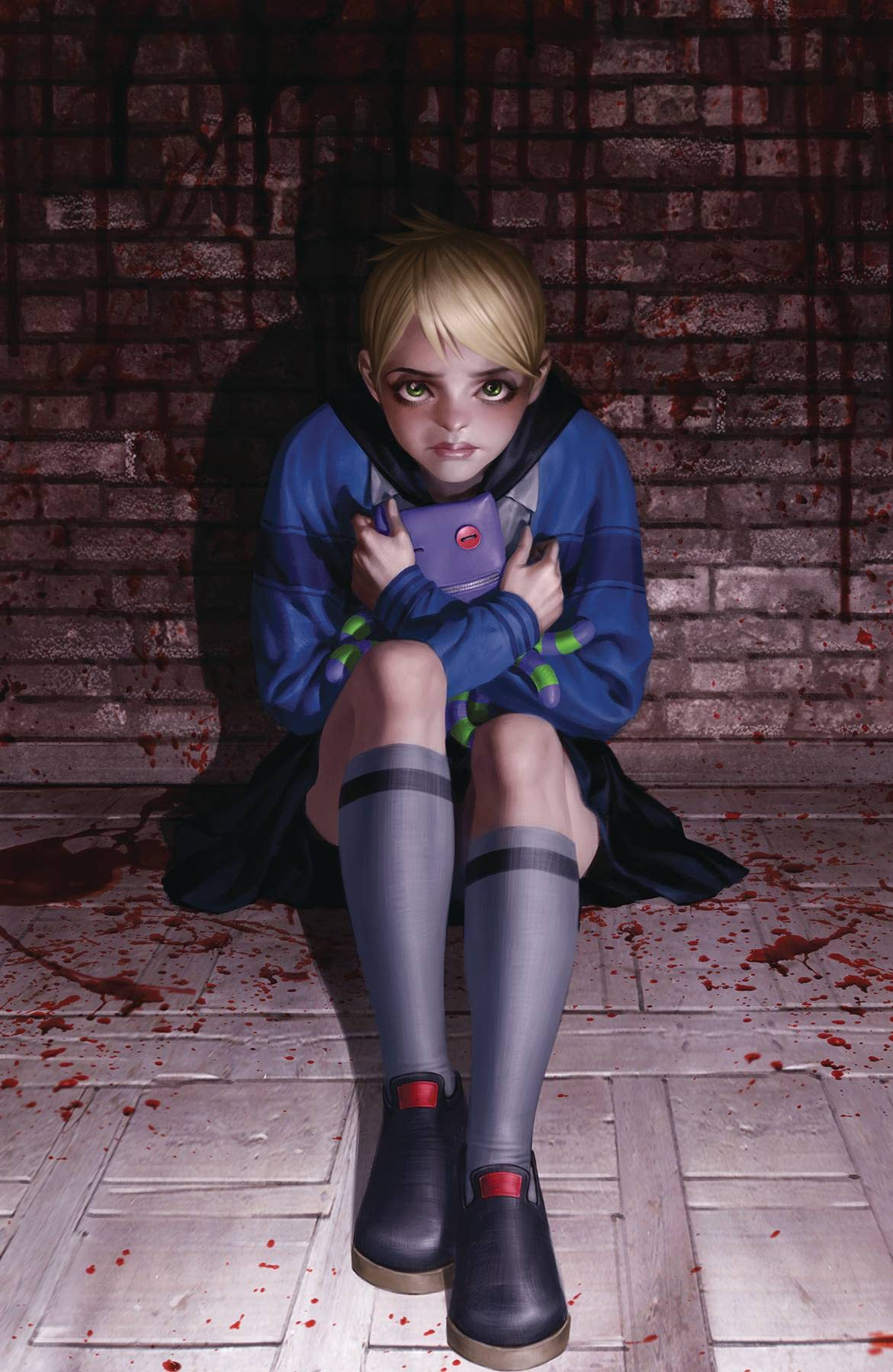 SOMETHING IS KILLING THE CHILDREN #17 CVR C 25 COPY INCV YOO