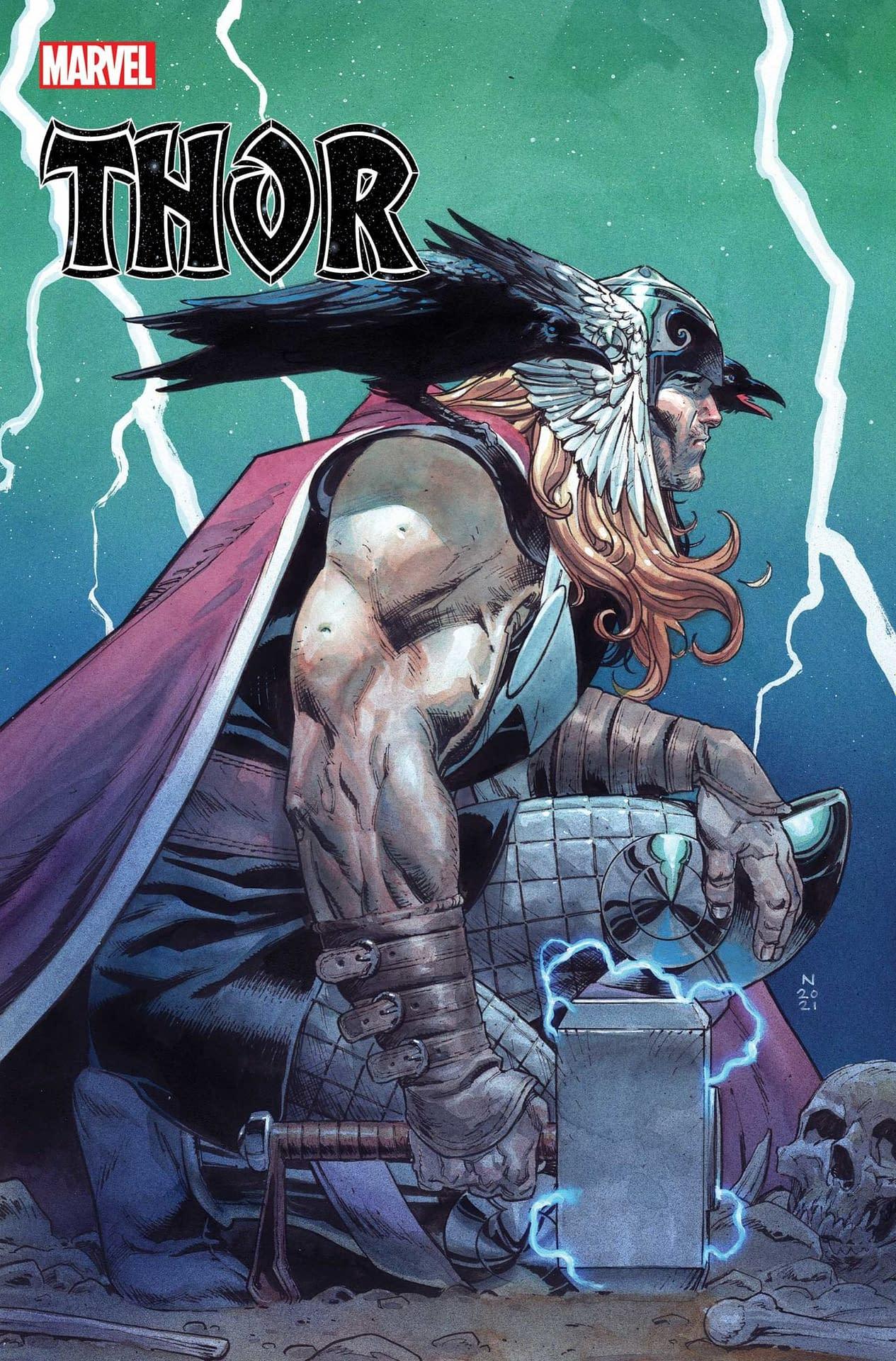 Alessandro Vitti No Longer New Artist On Thor? Michele Bandini On #15