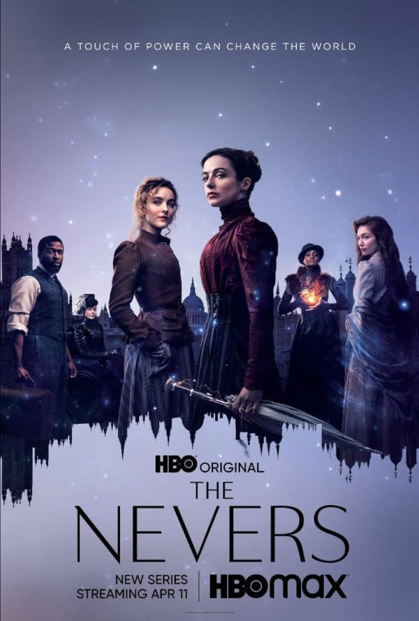 The Nevers Official Trailer: A Touch of Power Can Change the World