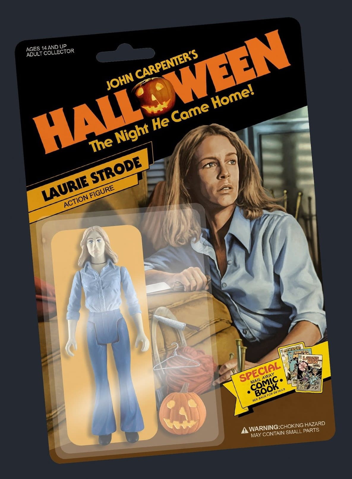 Halloween Retro Figures Coming From Plastic Meatball & Fright Rags