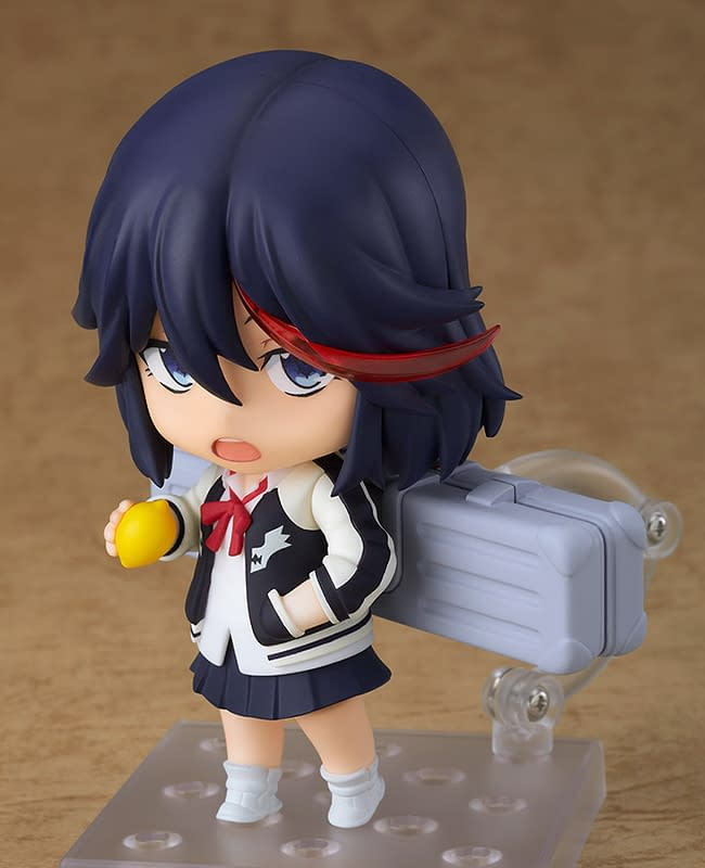 Kill la Kill Ryuko Matoi Receives A New Good Smile Nendoroid