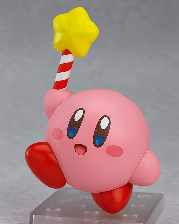 Dream Land Kirby Nendoroid is Back From Good Smile Company