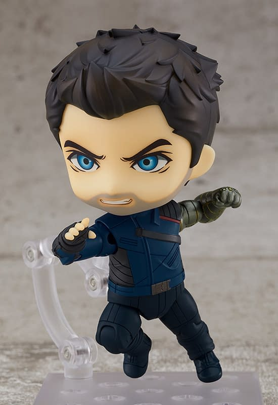 Winter Soldier Has Been Activated With New Deluxe Good Smile Figure