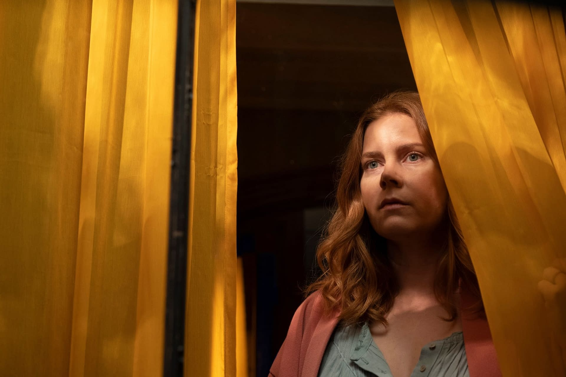 Netflix Reveals New The Woman In The Window Trailer & Pics
