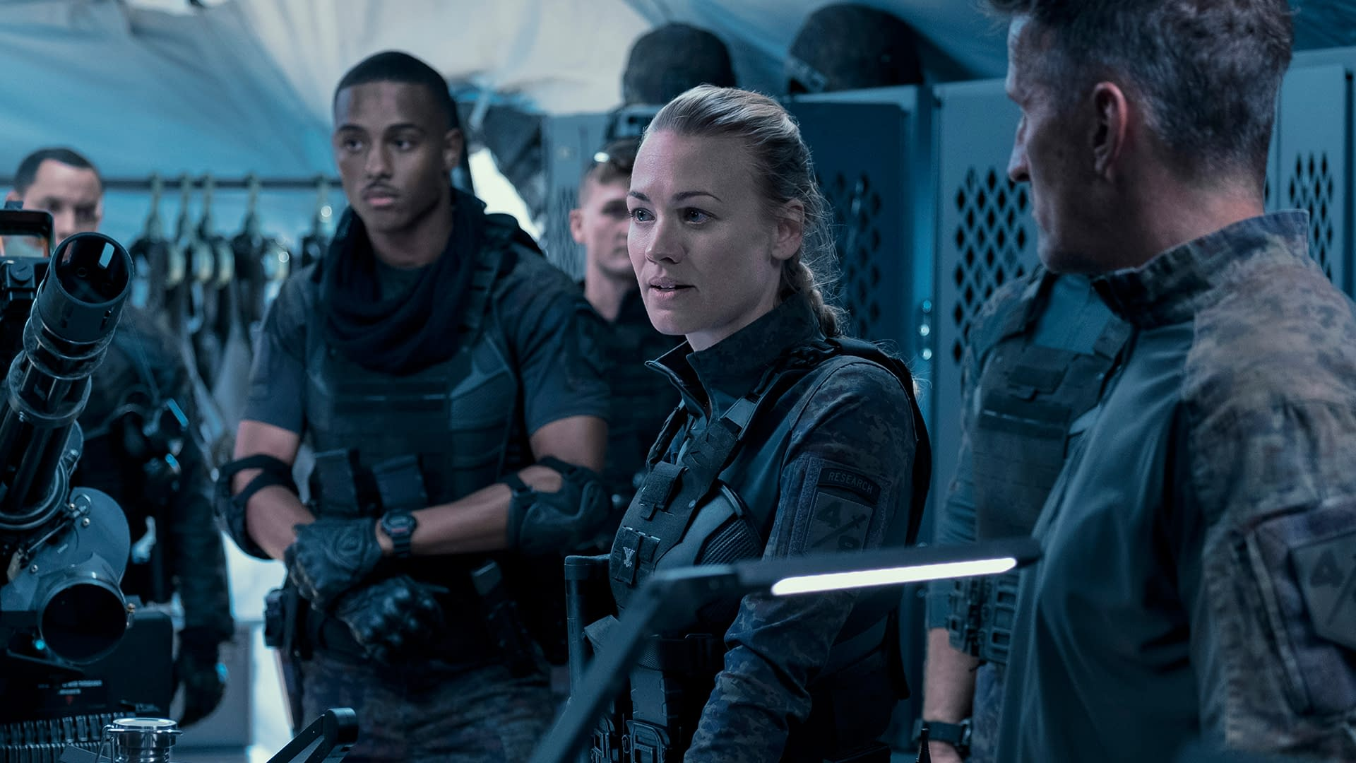 Amazon Posts First Teaser For Chris Pratt's The Tomorrow War