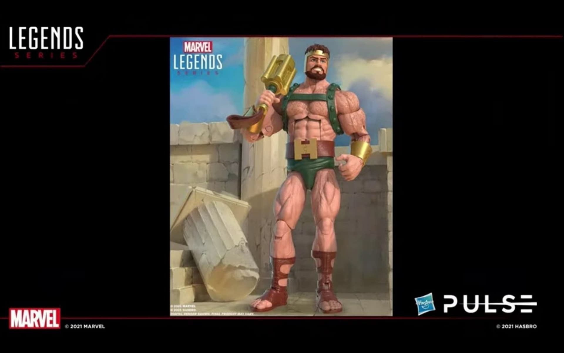Marvel Legends Reveals: Shang-Chi, Disney+ Shows, & Comic Figures