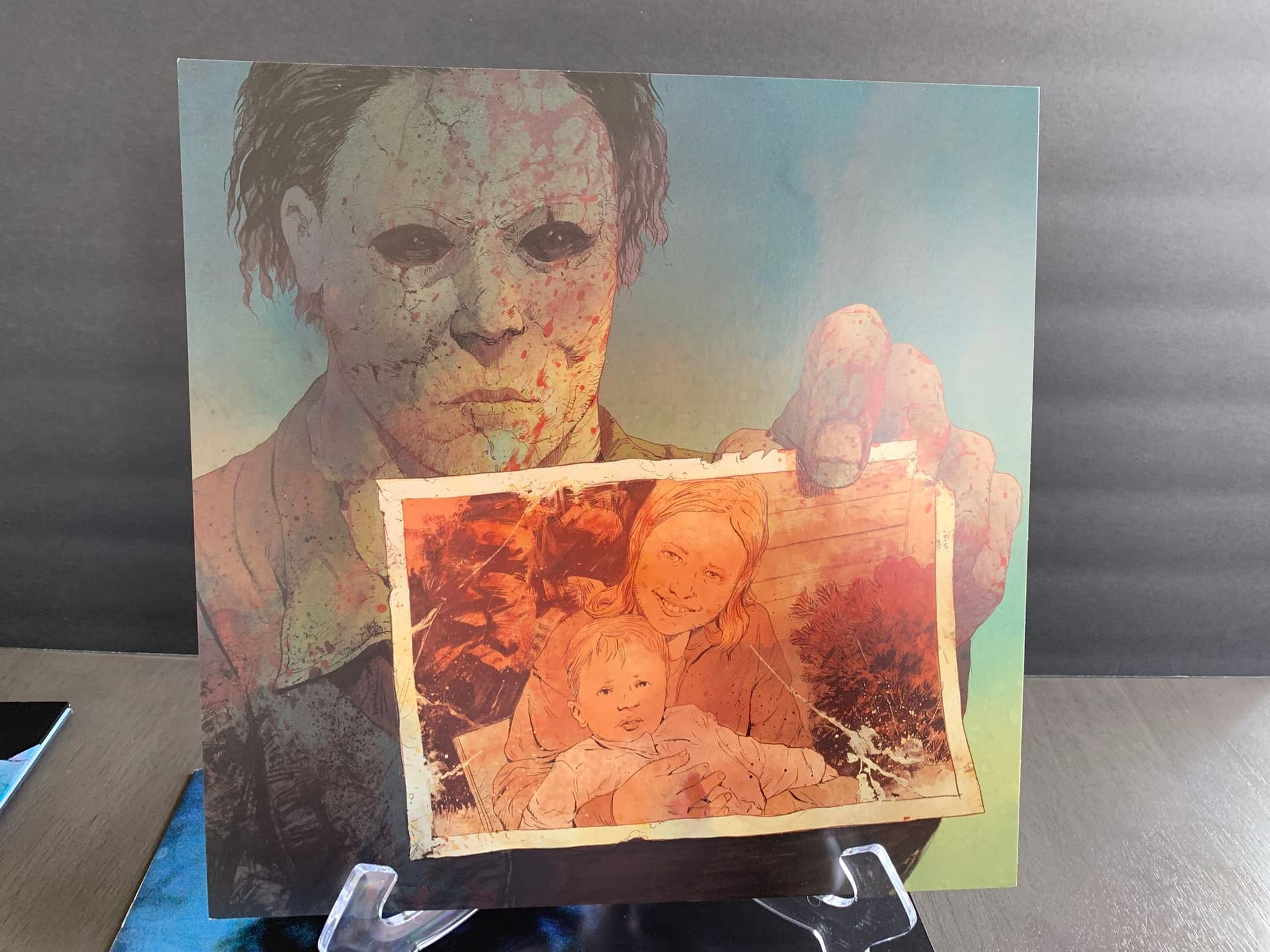 We Take A Look At Waxwork Records Rob Zombie Halloween Vinyl Releases