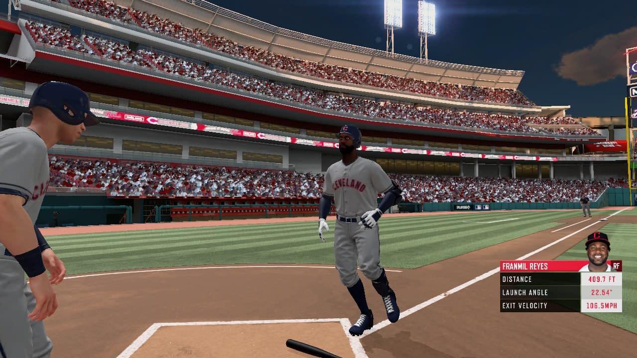RBI Baseball 21 Is An Improvement, But Still The Minor Leagues