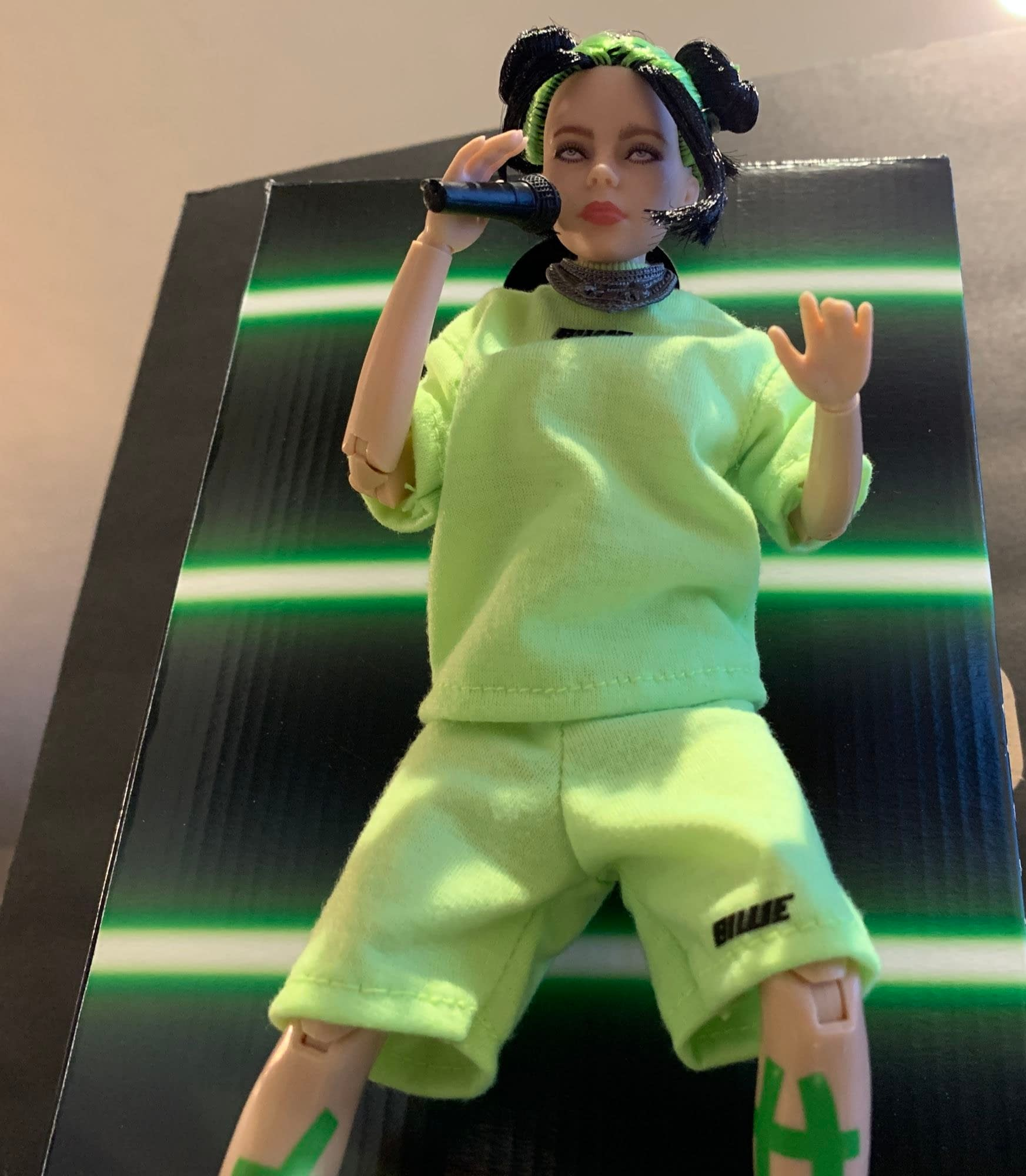 New Billie Eilsh Figures Are Hitting Target Stores From Playmates Now