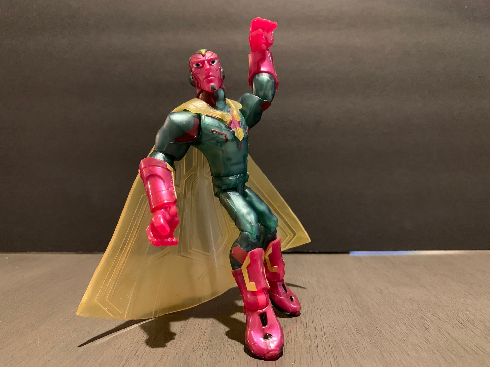Let's Take A Look AT Disney's Toybox WandaVision Figures