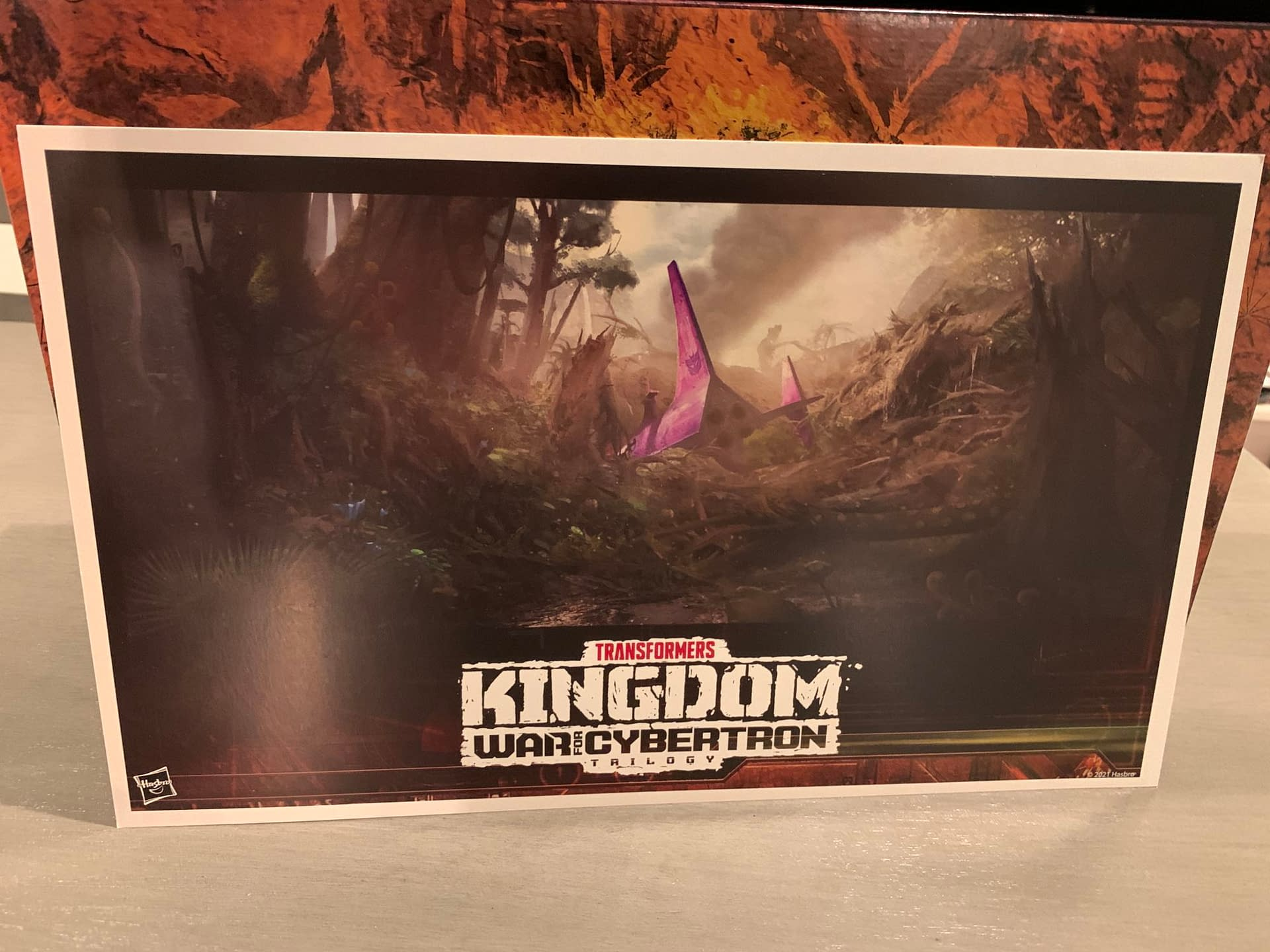 We Unbox A Transformers War For Cybertron: Kingdom Box From Hasbro