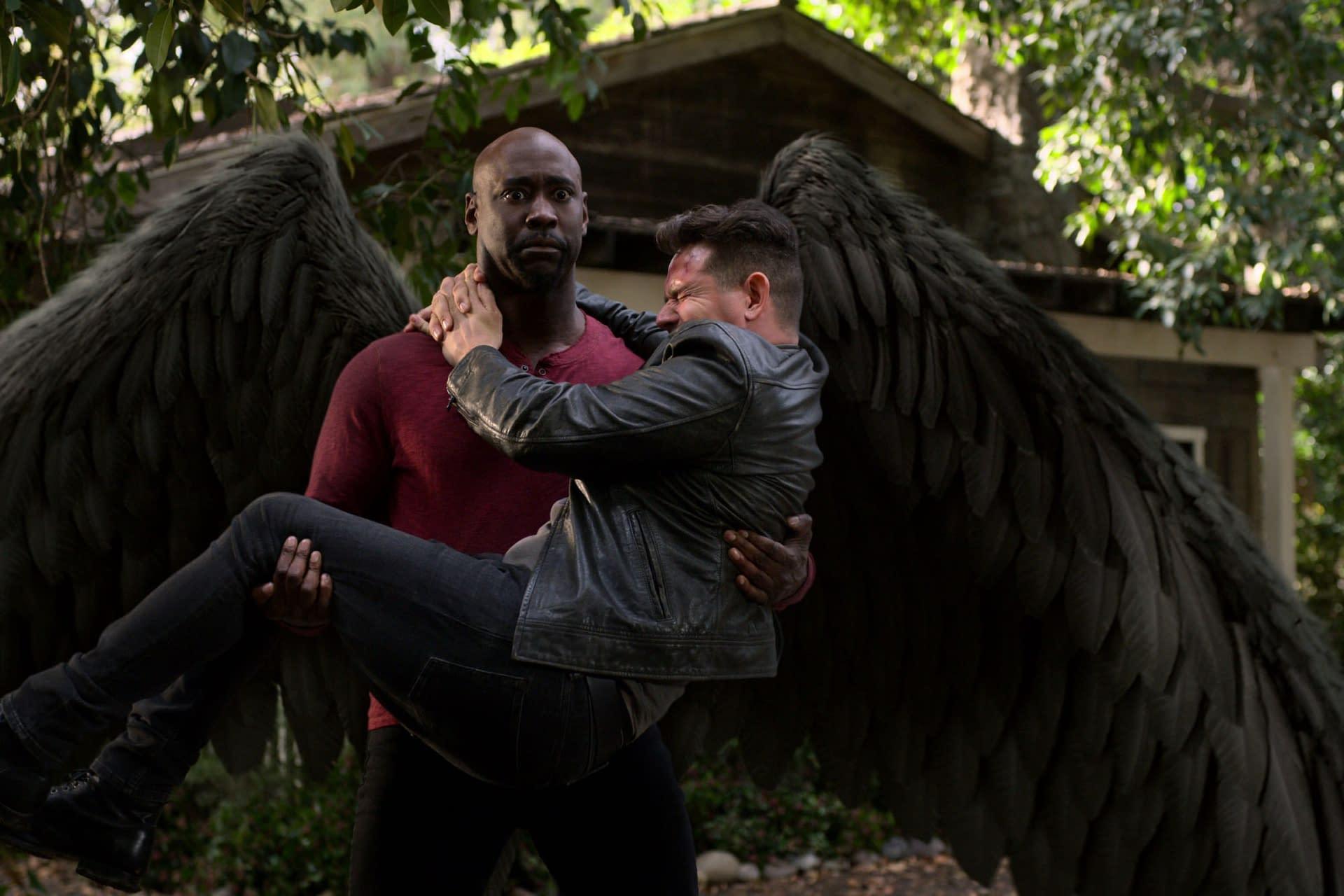 Lucifer Season 5 P02 Images: A Break Before 50 More Trailer Rewatches