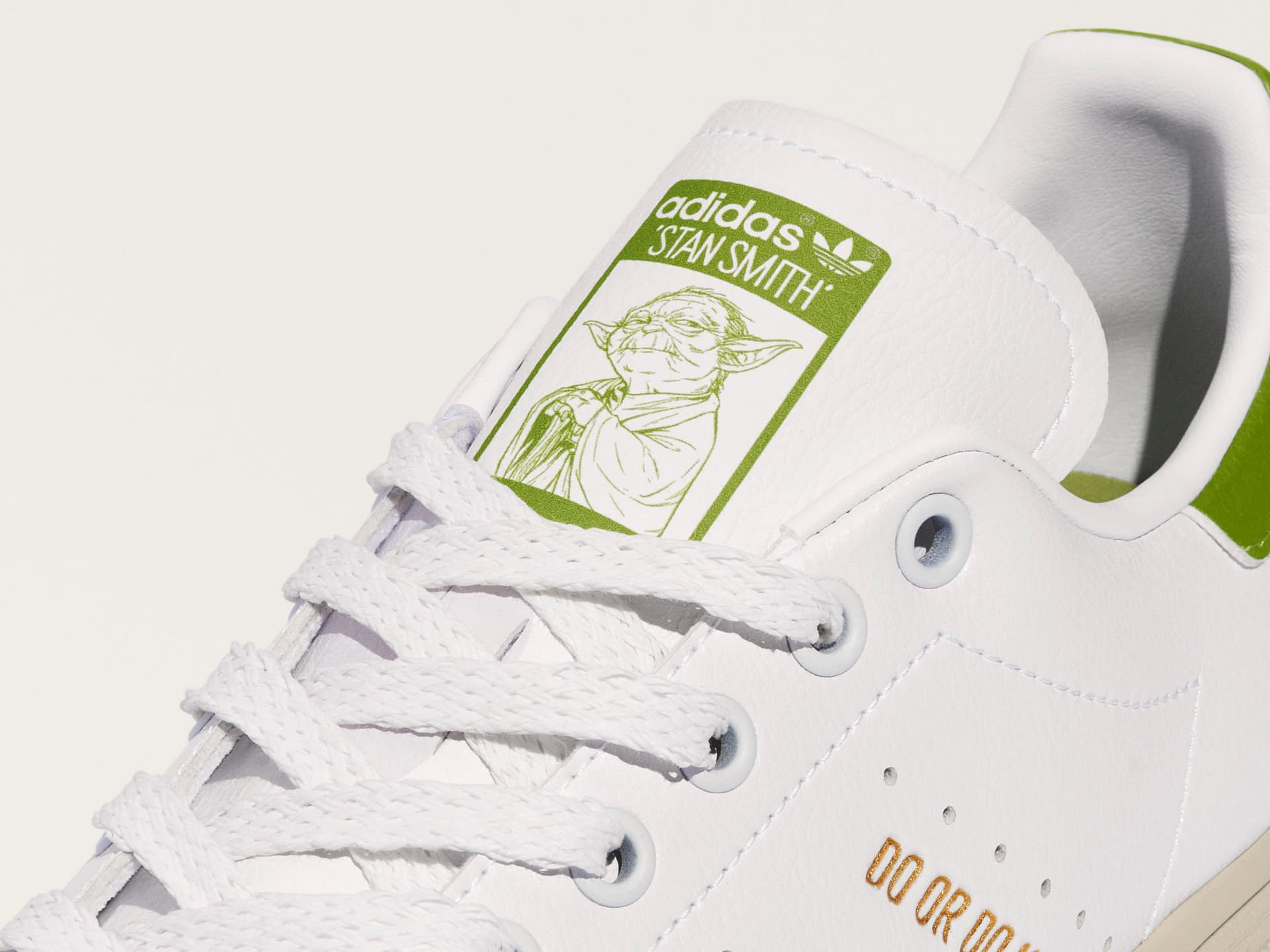 Star Wars Fans Can Add New Stan Smith Yoda Adidas To Their Collection