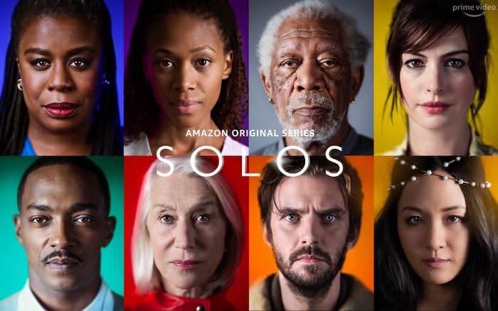 Solos: Episodic Stills & Art For The Upcoming Amazon Anthology Series
