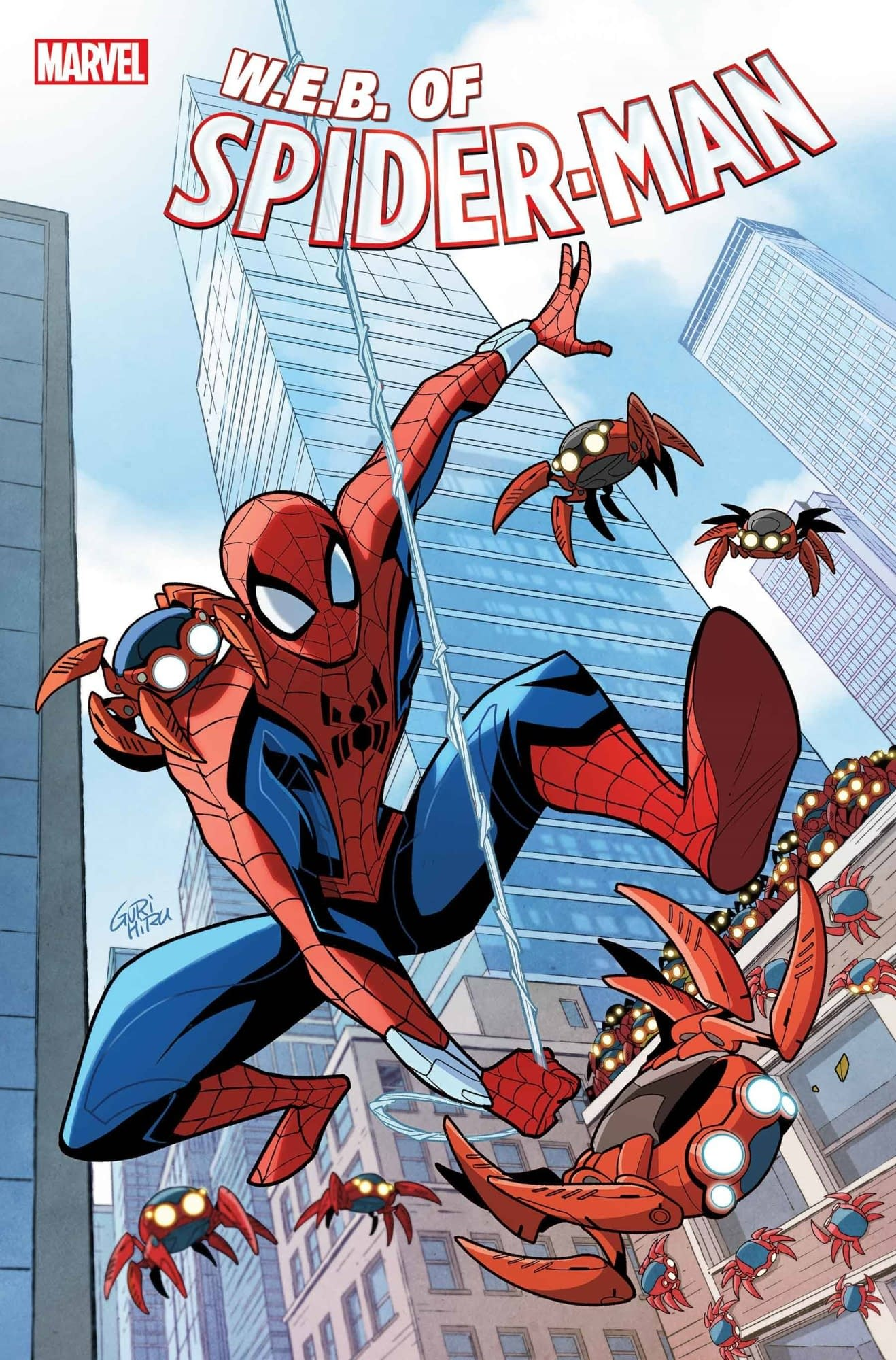 W.E.B. Of Spider-Man Rescheduled For June